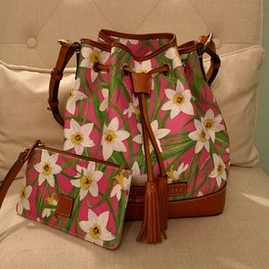 Dooney & Bourke Purse set